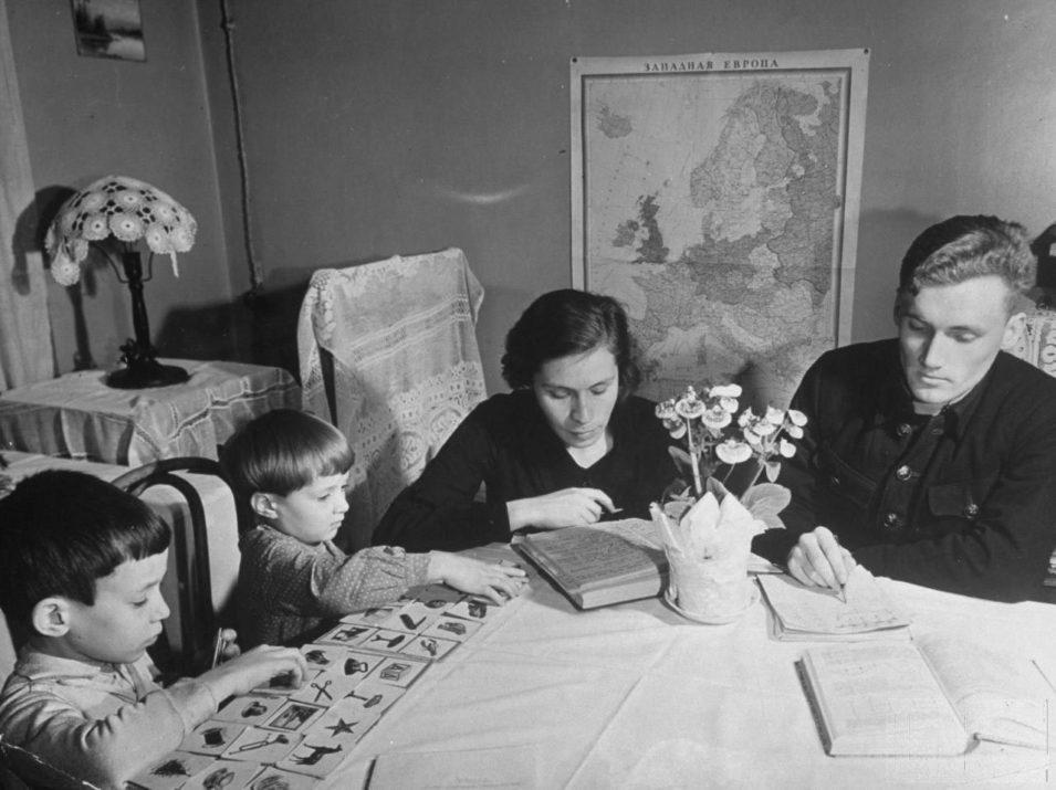 Семейное чтение: пошаговое руководство для родителей