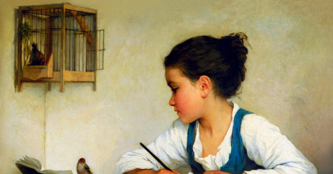 Как правильно держать ручку ребенку?